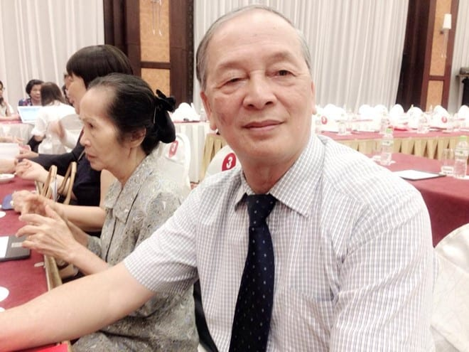 Chủ tịch Hiệp hội Siêu thị Hà Nội Vũ Vinh Phú