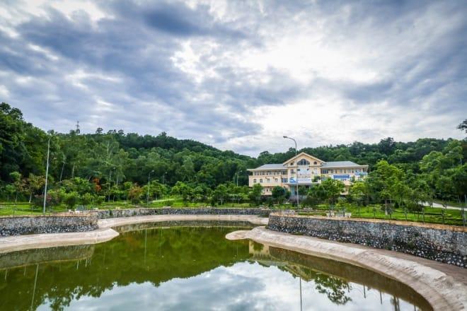 viện Sinh thái và Môi trường, đại học Lâm nghiệp