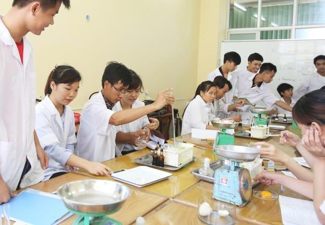 khoa Môi trường, học viện Nông nghiệp Việt Nam