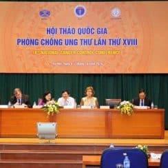 WTO, ung thư phổi, ung thư vú, ung thư, hội ung thư Việt Nam