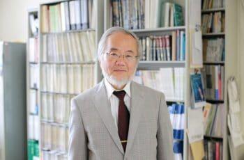 Giải Nobel Y học 2016 được trao cho GS. Yoshinori Ohsumi