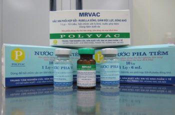 vacxin, vaccine, sởi, rubella, tiêm chủng mở rộng, Polyvac