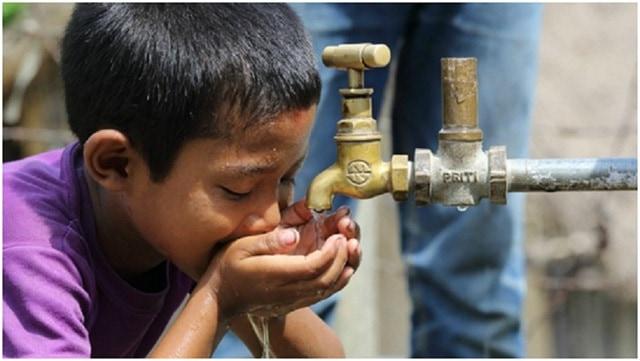 hệ thống lọc nước sử dụng năng lượng mặt trời, xử lý nước, cung cấp nước sạch, nước sạch nông thôn, Ấn Độ
