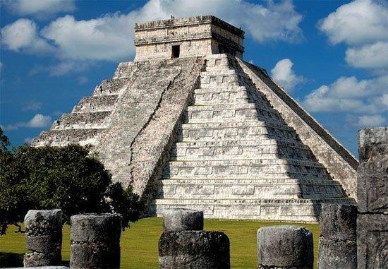 Chichen Itza, Mexico, Yucatan, Maya