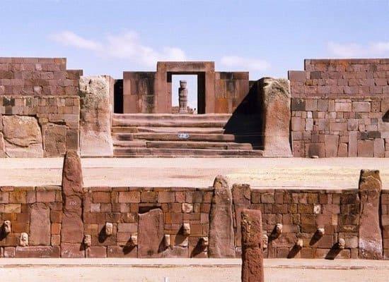 Tihuanacu, Bolivia, Tiwanaku, nền văn minh