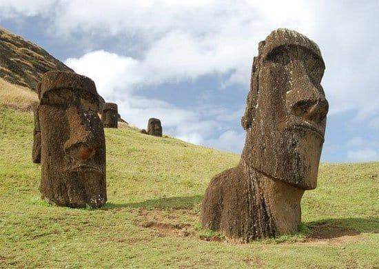đảo Phục Sinh, Chile