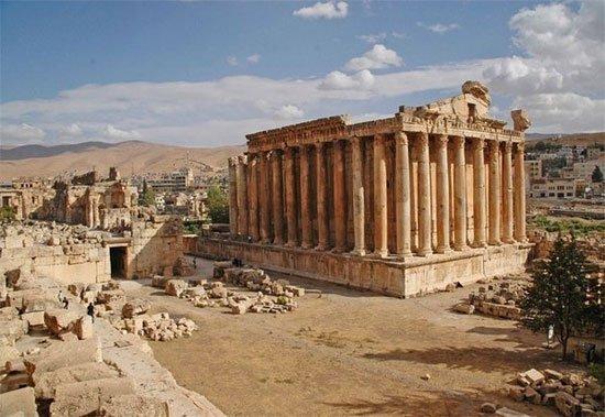 Khối cự thạch cổ Baalbeck, Lebanon, Hy Lạp, bí ẩn khoa học, vùng đất bí ẩn