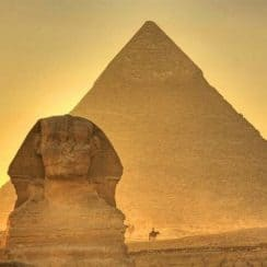 tượng nhân sư khổng lồ Sphinx, vùng đất bí ẩn, bí ẩn khoa học