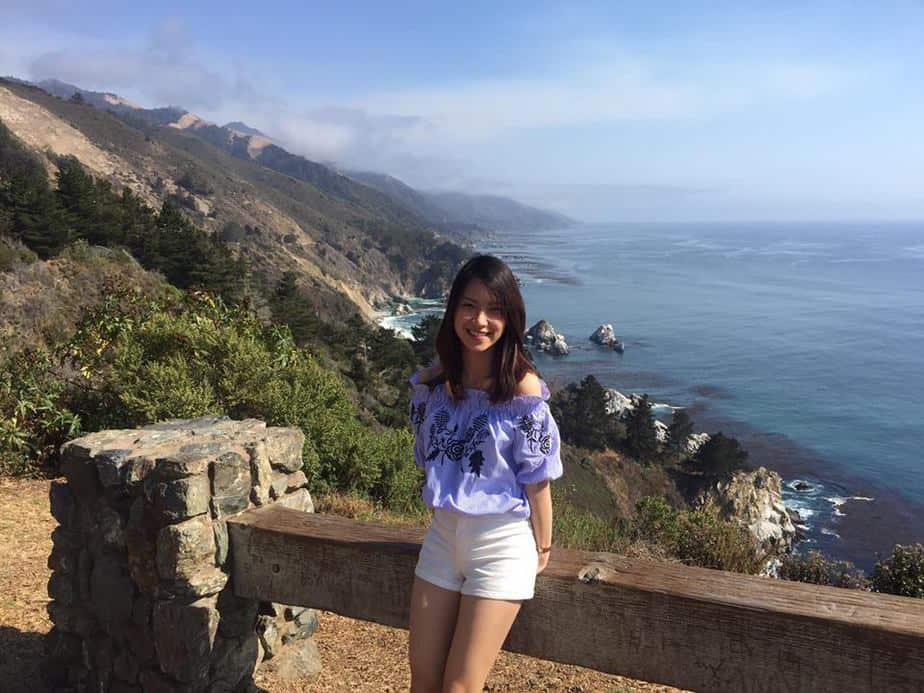 Nguyễn Thị Sao Ly, học bổng Tiến sĩ, học bổng Mỹ