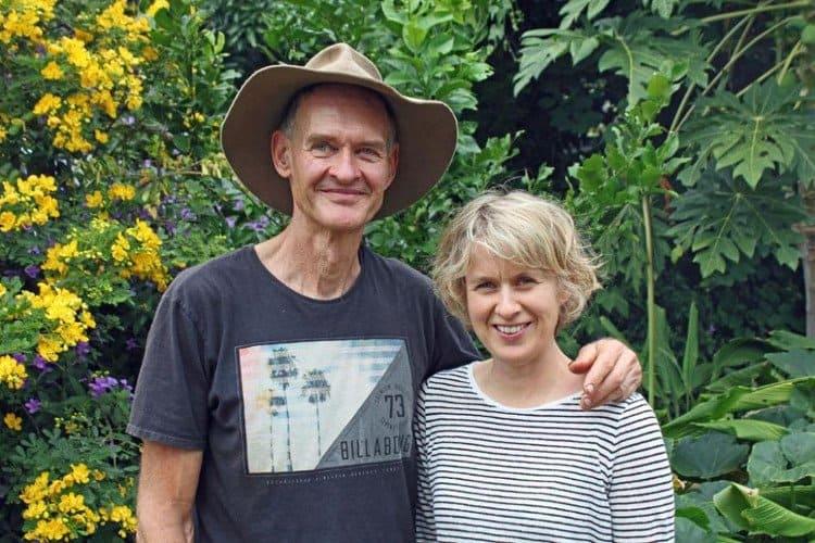 Ông Duncan McNaught và bà Caroline Kemp, Urban Food Street