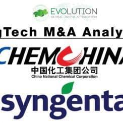 ChemChina vừa hoàn tất thủ tục mua lại Syngenta với giá 43 tỷ USD