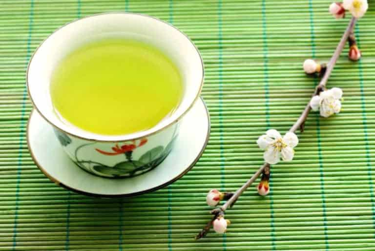 trà xanh, uống trà xanh, matcha