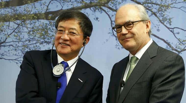 Ren Jianxin sẽ là chủ tịch điều hành Syngenta