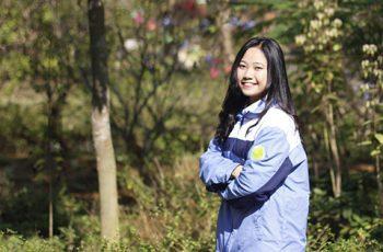 Nguyễn Lê Hoài Anh, nữ sinh Lào Cai nhận học bổng của đại học Stanford