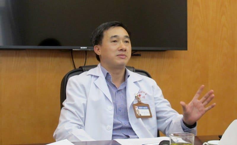 PGS. TS. Trần Văn Thuấn, Giám đốc Bệnh viện K, nguyên nhân gây ung thư, chế độ ăn uống, thực phẩm bẩn