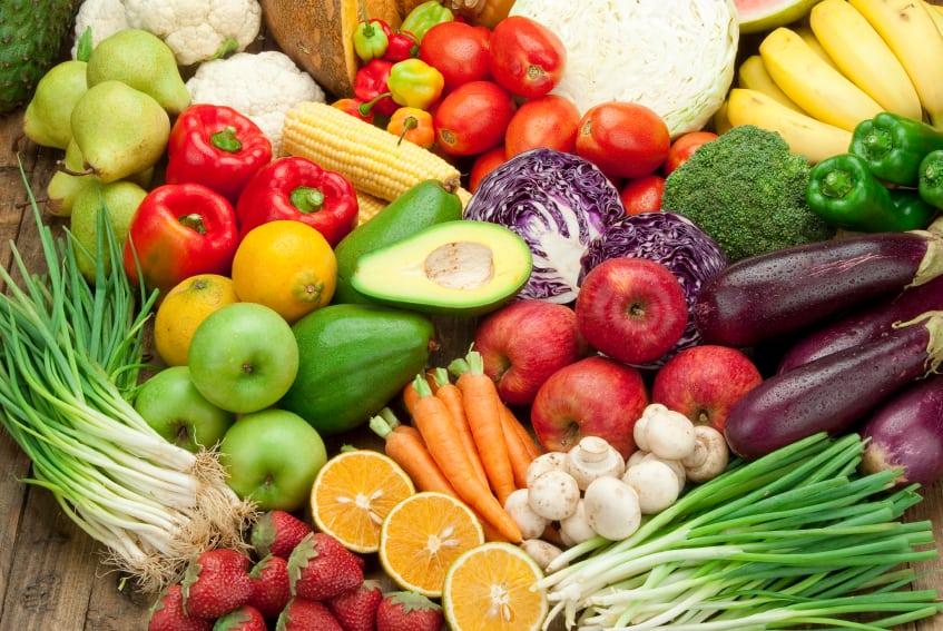 thiếu dinh dưỡng, thực phẩm giàu dinh dưỡng, trái cây giàu dinh dưỡng