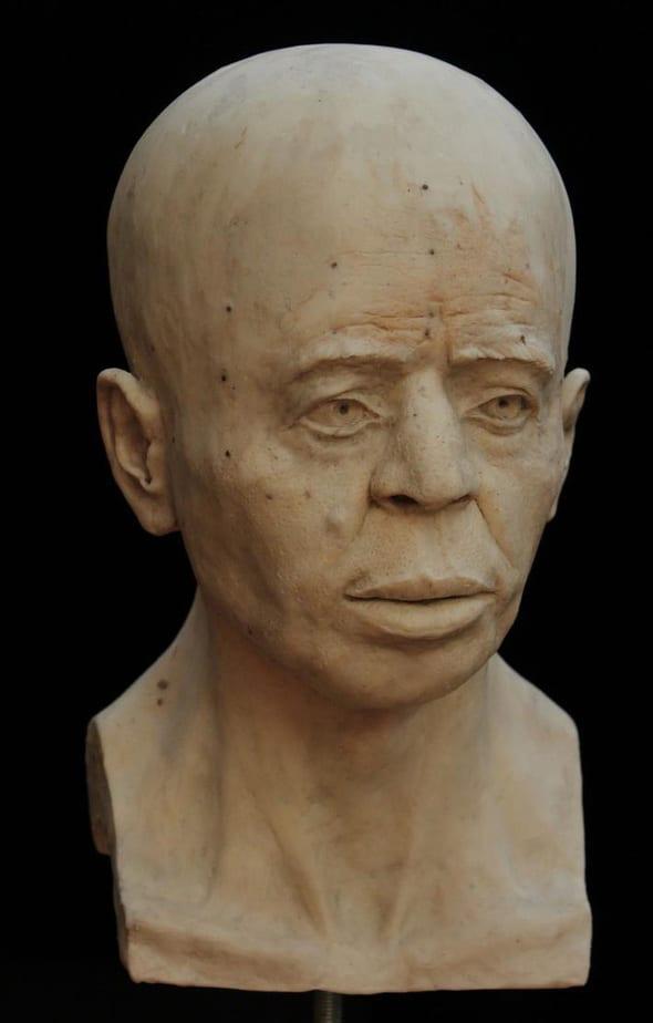 Công cụ kỹ thuật số đã giúp các nhà nghiên cứu tái tạo lại Jericho Skull, người đàn ông từ thời kỳ đồ đá