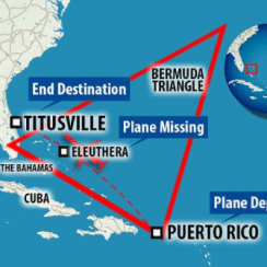 bí ẩn tam giác quỷ Bermuda, vùng biển Bermuda, Bermuda