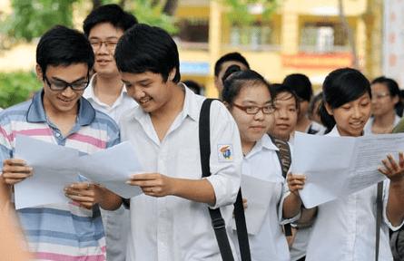học sinh phổ thông, kỳ thi thpt quốc gia