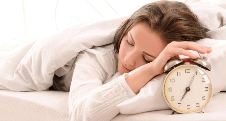 đồng hồ sinh học của giấc ngủ