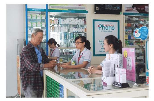 hệ thống nhà thuốc Phano